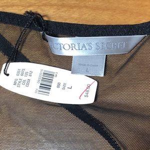 Victoria's Secret Intimates & Sleepwear - NWT Victoria Secret Black lace nightie chemise